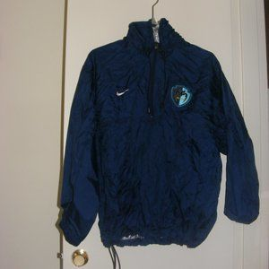 Nike Team Mutiny Hooded Windbreaker Jacket 00s